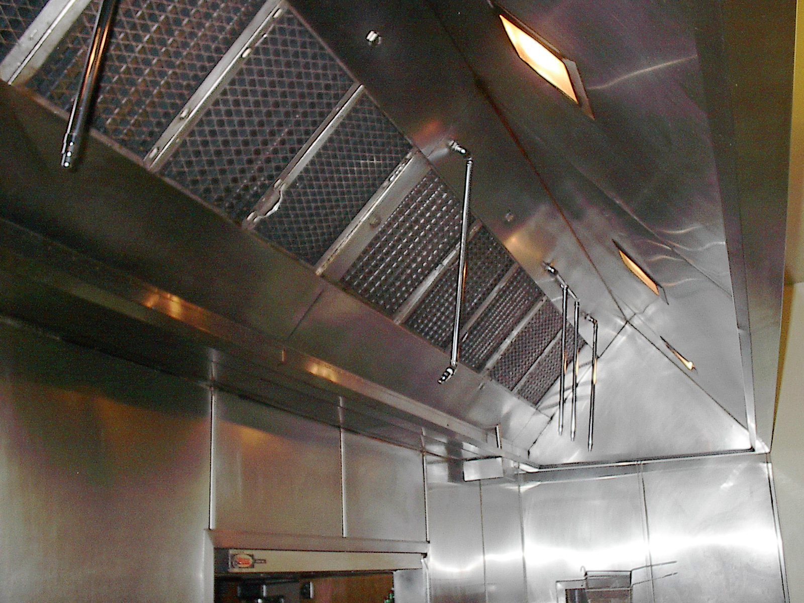 beautiful Commercial Kitchen Fire Suppression #4: Restaurant Hood Cleaning. Restaurant Fire Suppression Systems